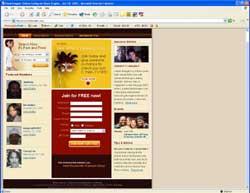 Black Dating Sites   Meet African American Singles     Star Dating     BlackSingles com